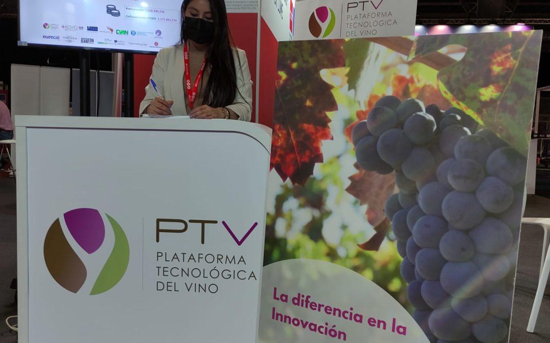 La PTV promocionó COPPEREPLACE en Digital Enterprise Show